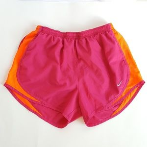 Nike running shorts, size M, great condition.